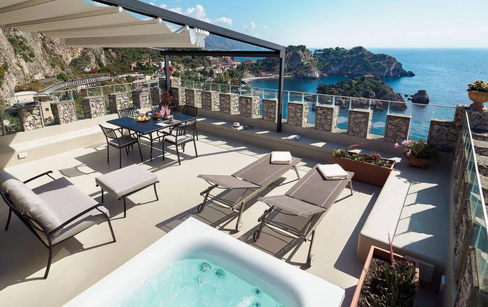 Casa Marlena, Taormina