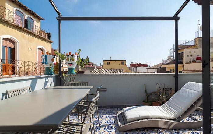 Casa Perseo, Taormina