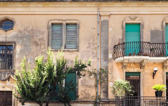 Casa Zietta, Noto Centre, Sicily