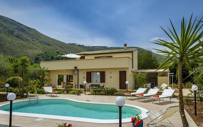 Villa Brighella, Castellammare Del Golfo