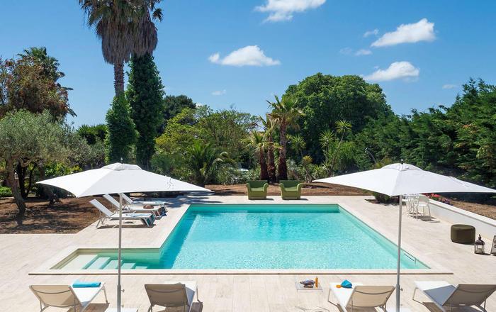 Villa Pigna - 10 Guests, San Ciro