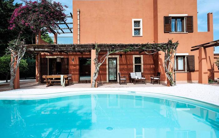 Villa Aurelia - 8 Guests, Marsala Area, Sicily