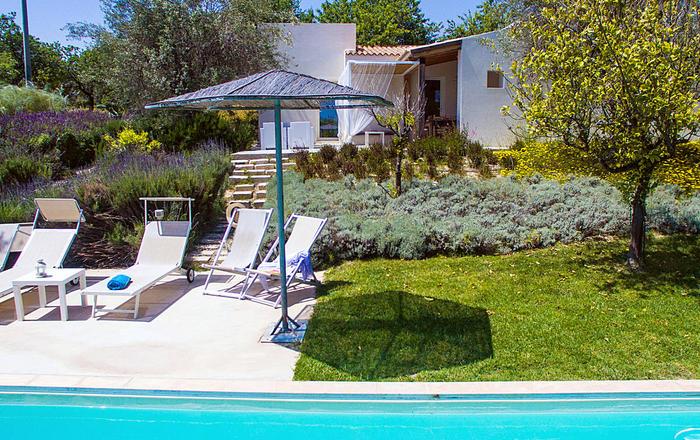 Villas Vendicari & Petrosa, Noto Area, Sicily