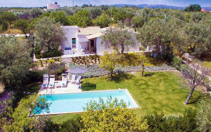 Villas Petrosa, Cialtrona & Vendicari, Noto Area, Sicily