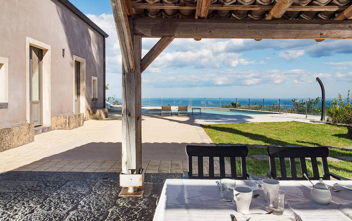 Villa Etnea - 8 Guests, Mount Etna, Sicily