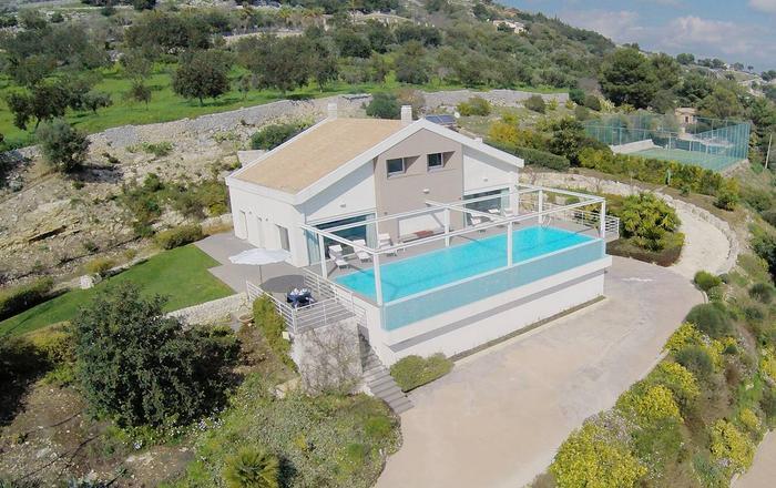 Villa Geranio, Modica Area, Sicily