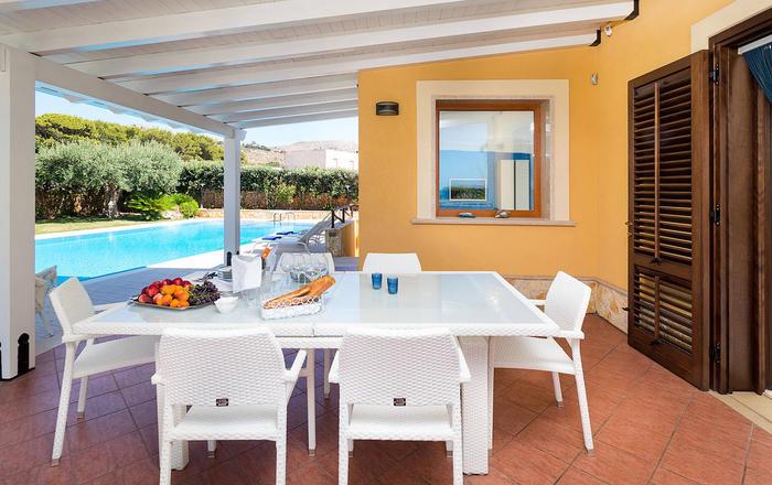 Villa Cornino, Trapani Area, Sicily