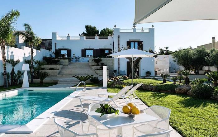 Villa Del Fiore - 2 Guests, Trapani Area, Sicily