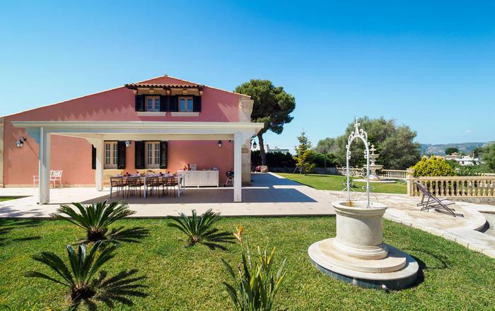 Villa Clizia, Syracuse Area, Sicily