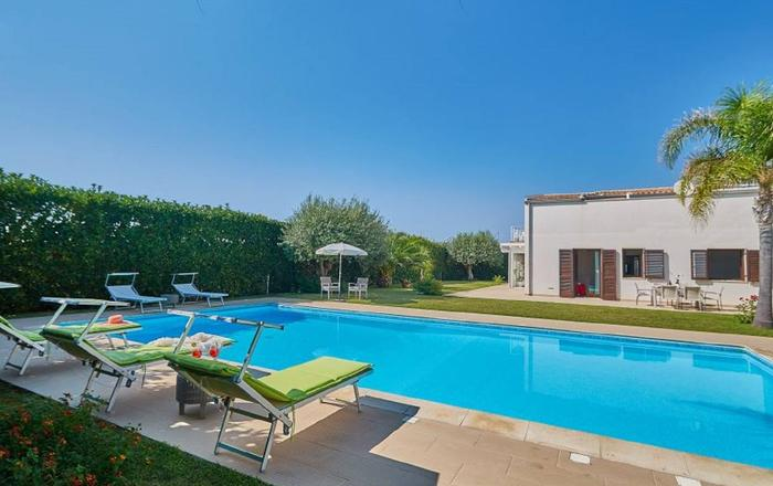 Villa Marbella, Ragusa Area, Sicily