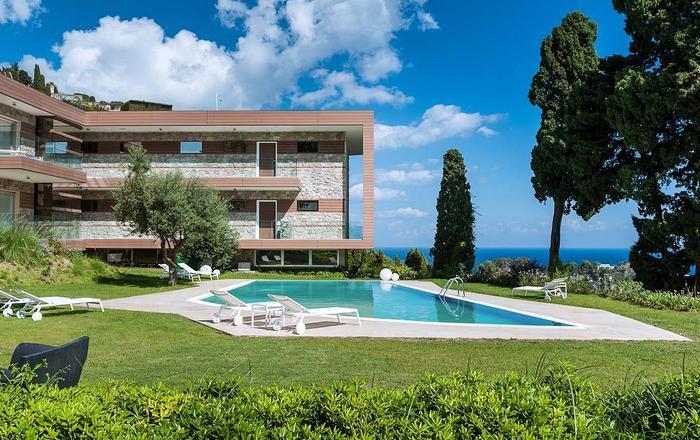 Casa Astrid Otto, Taormina, Sicily