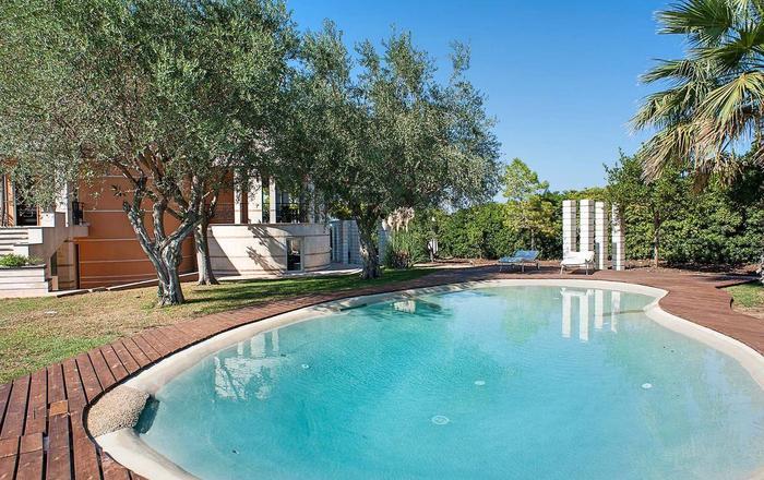 Villa Anji  - 10 Guests, Noto Area, Sicily