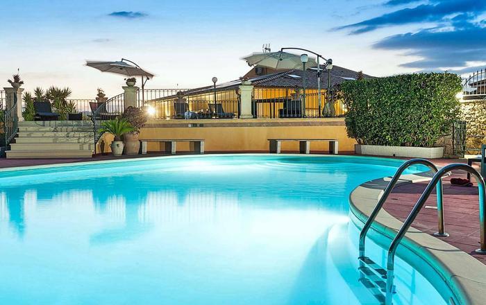 Villa Giada - 4 Guests, Noto Area, Sicily
