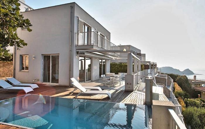 Villa Toma, Patti Area, Sicily