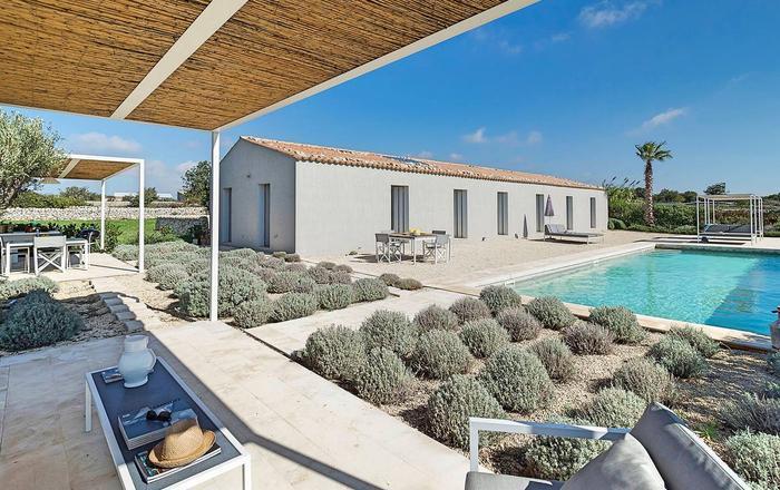 Villa Campana, Ragusa Area, Sicily