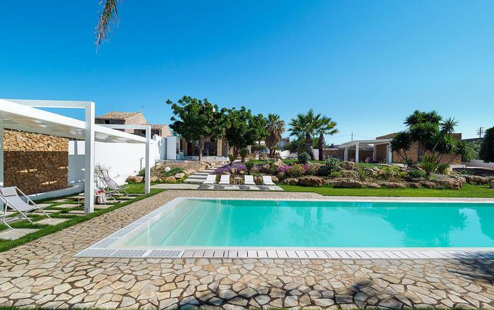 Villa Nerissa - 10 Guests, Trapani Area, Sicily