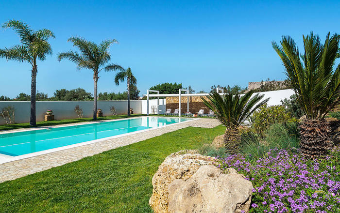 Villa Nerissa - 6 Guests, Trapani Area, Sicily