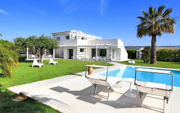 Villa Bellefleur, Ragusa Area, Sicily