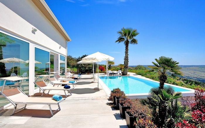 Villa Carana, Ragusa Area, Sicily