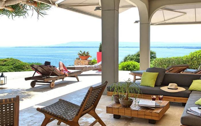 Villa Flavia, Syracuse Area, Sicily