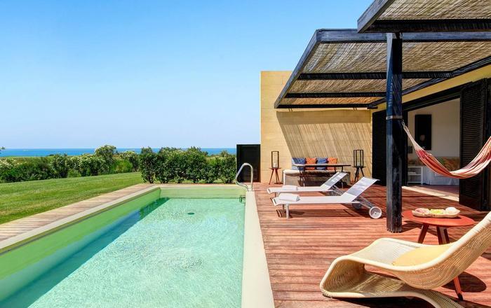 Villa Elvera, Sciacca Area, Sicily