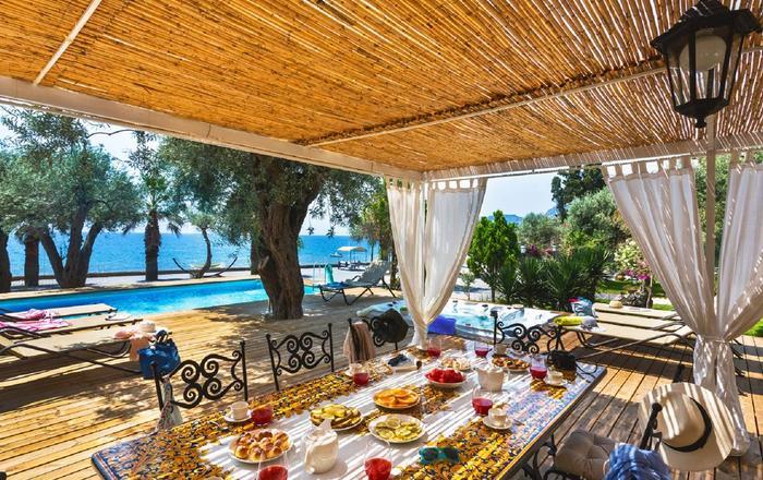 Villa Genoviva - 12 Guests, Taormina Area, Sicily