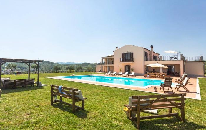 Villa Adalgisa - 8 Guests, Tindari Area, Sicily