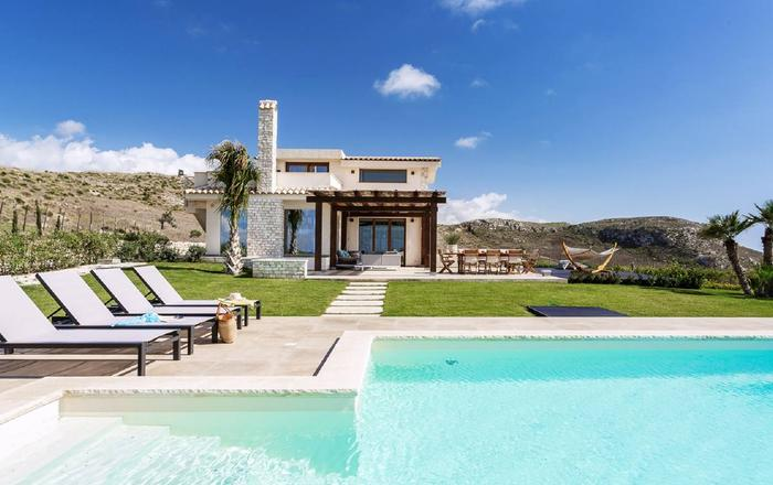 Villa Bice, Agrigento Area, Sicily