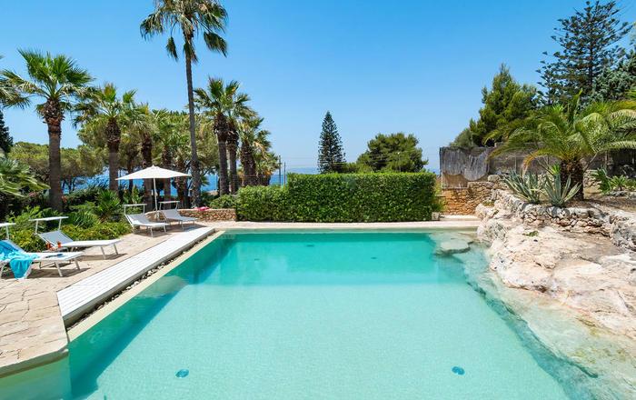 Villa Rossana - 6 Guests, Syracuse Area, Sicily