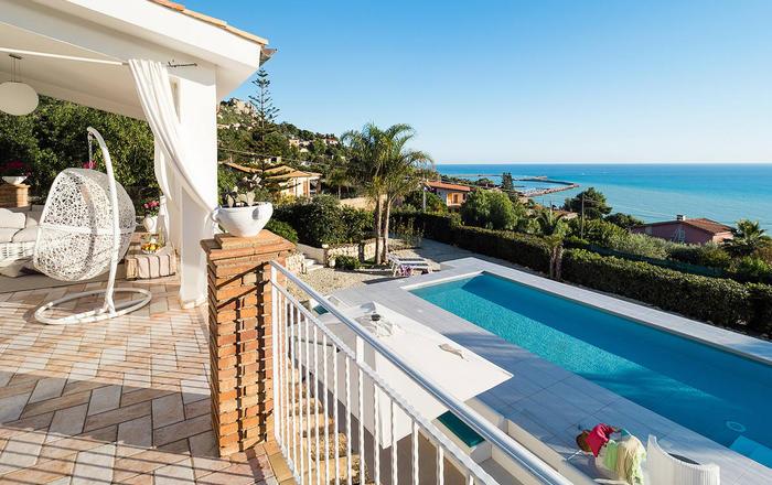 Villa Bonelli, Agrigento Area, Sicily