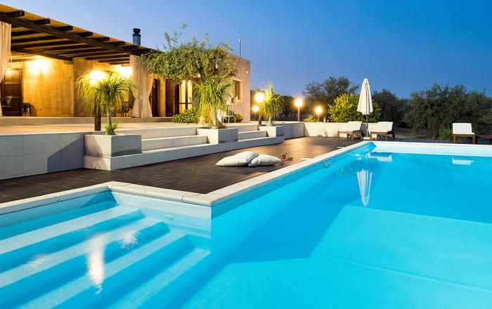 Villa Raggera, Noto Area, Sicily