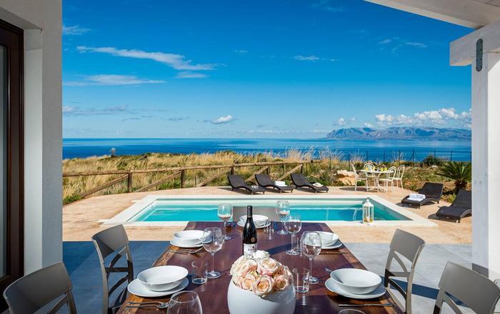 Villa Del Golfo, Castellamare Del Golfo, Sicily