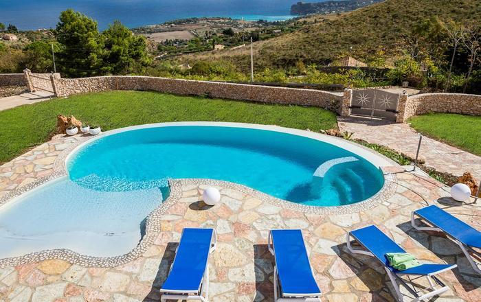 Villa Scopello, Castellamare Del Golfo, Sicily