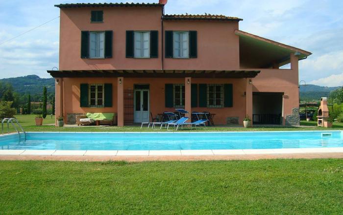 Villa Florenza, Lucca