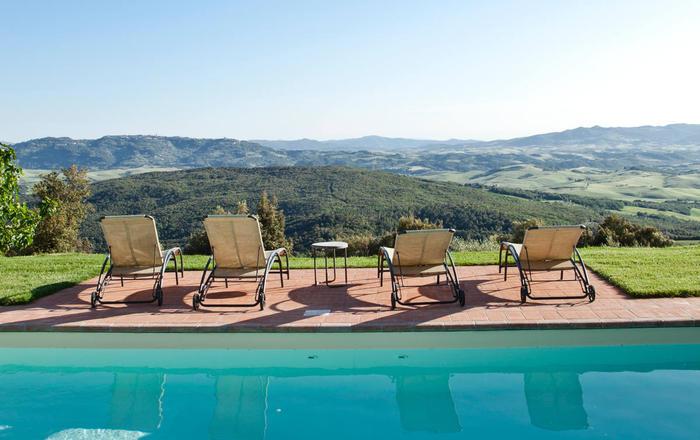 Villa Gambassi, San Gimignano Area, Tuscany
