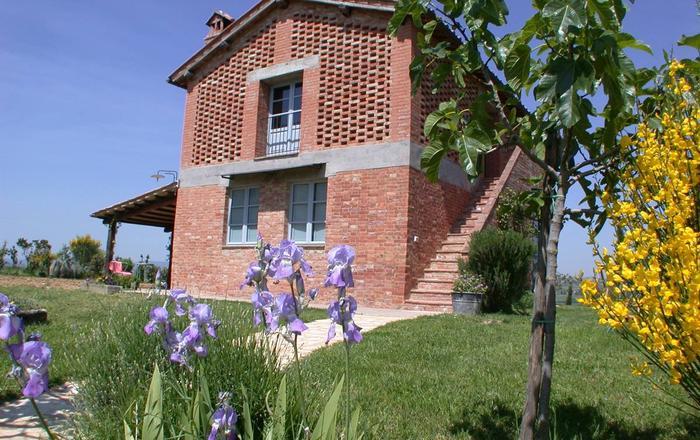 Villa Arbia, Isola D