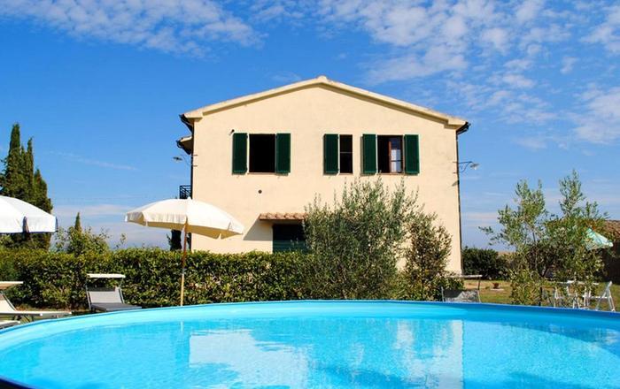 Santa Marita, San Casciano Dei Bagni Area, Tuscany
