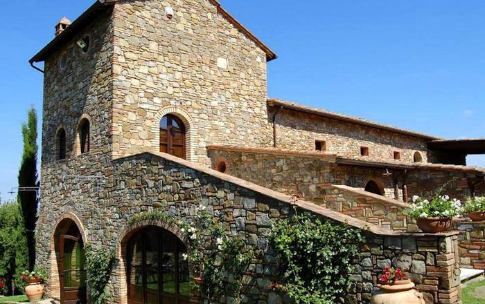 Villa Pozzi, Siena Area, Tuscany