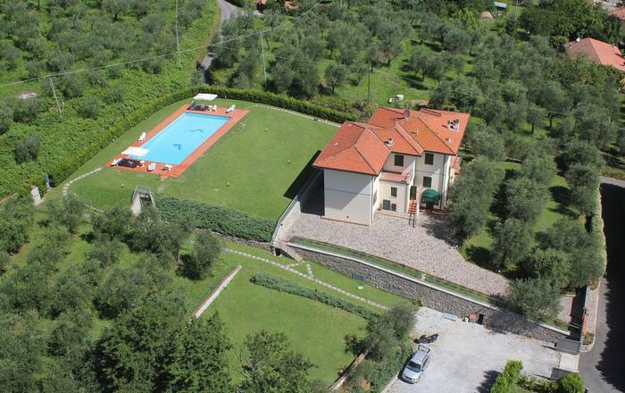 Villa Corvo Whole Villa, Lucca