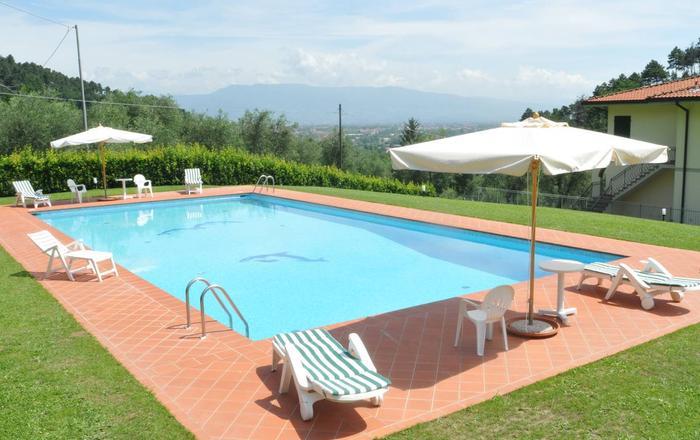 Villa Corvo Vaniglia, Lucca