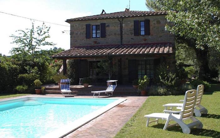 Villa Iza, San Casciano Dei Bagni Area, Tuscany