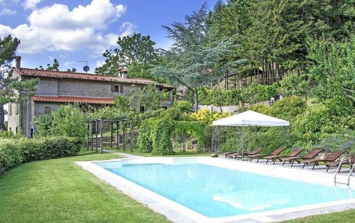 Villa Fosca, Cortona Area, Tuscany