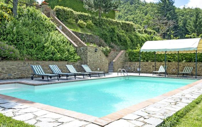 Villa Aida, Cortona Area, Tuscany