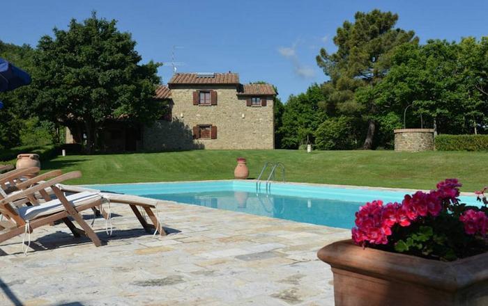 Villa Beata, Arezzo Area, Tuscany