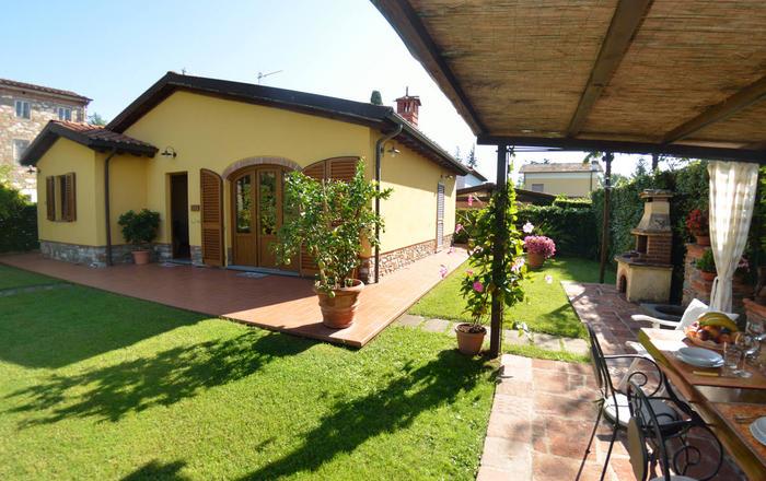 Villa Colombina, Lucca