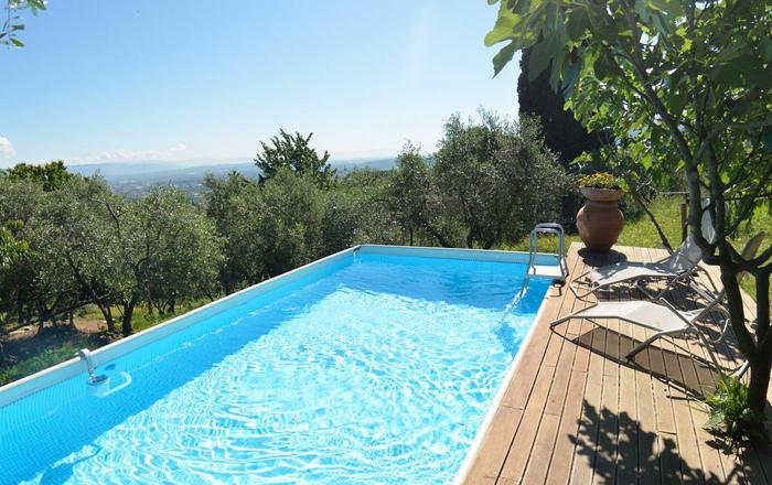 Villa Brianna, Lucca
