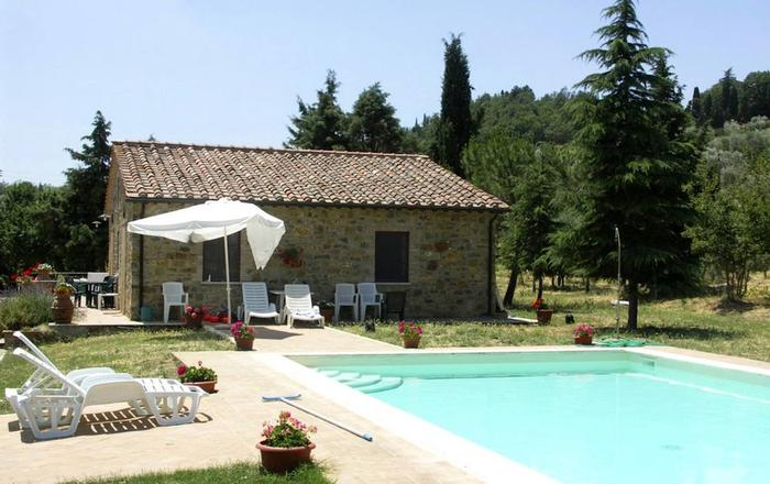 Villa Orchidea, Castiglione D
