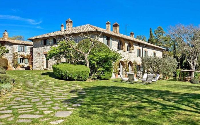 Villa Montina - 10 Guests, Sarteano