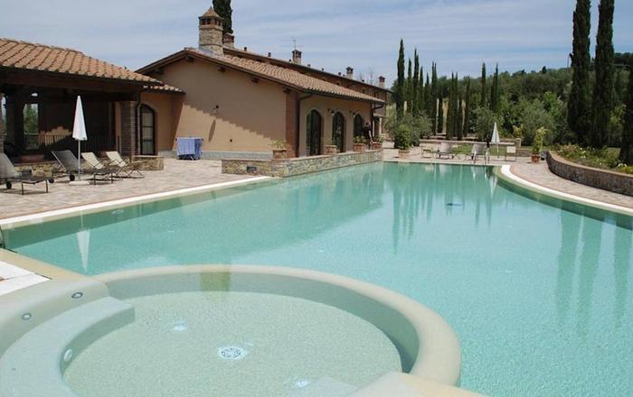 Villa Volta - 22 Guests, Montaione