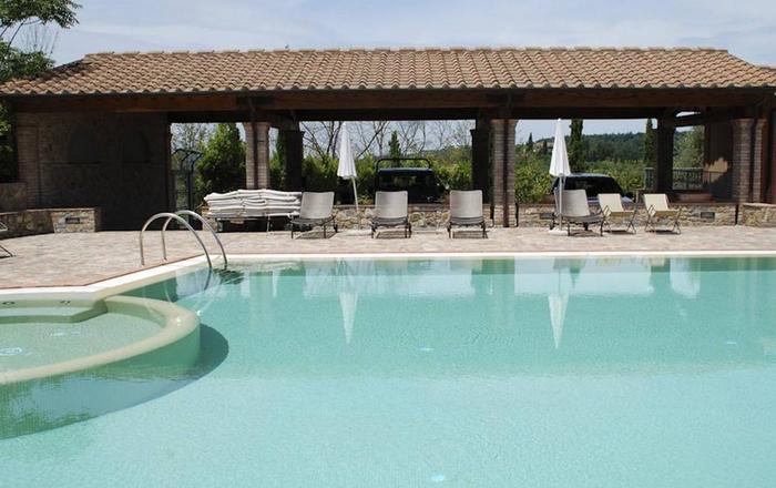 Villa Volta - 16 Guests, Montaione